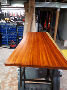 HAND CRAFTED EXOTIC  COFFEE TABLE