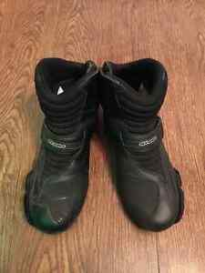 Alpinestars SMX-1 Vented Black Motorcycle Boots $180 OBO