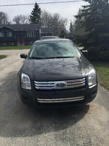 "2007 Ford Fusion Sedan Certified and E-Tested LOW KM""S"