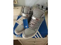 Brand new adidas high tops