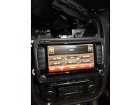 Volkswagen Golf Passat Tiguan etc RNS 510 Sat Nav Stereo