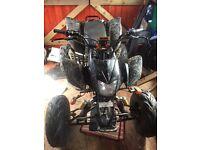Bashan 200cc quad could be road legal