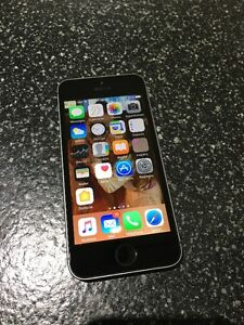 Apple iPhone 5S 16go noir Rogers