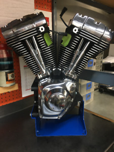 "Harley-Davidson Twin Cam 95"" FXR T/C swap"
