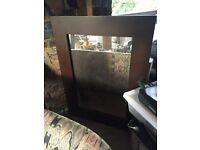 Large mirror 120cm X 90