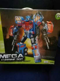 Brand new transformer bot