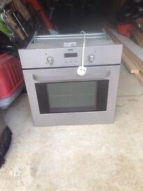 Built in single oven (Zanussi)