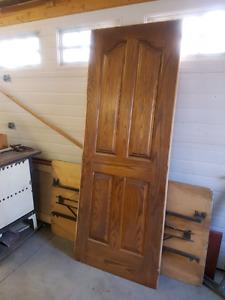 Oak door Solid