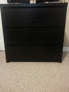 Dark Brown DRESSER: Need to sell by Saturday