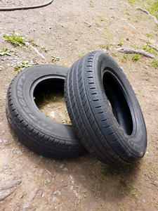 TWO Goodyear 185/70r14