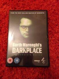 Garth Merenghi's Darkplace DVD