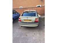 Vauxhall vectra 1.8 good runner