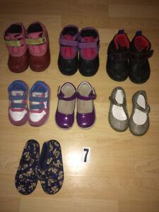 2-3 ans: souliers, botillons PANDA fille 7