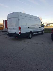 2015 Ford Transit 350 cargo van London Ontario image 2