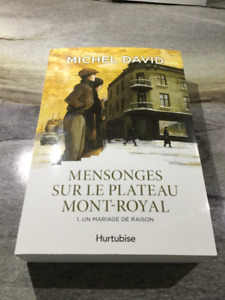 Livres de Michel David