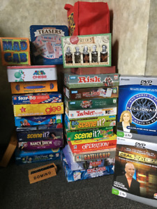 Boardgame / DVD / family games