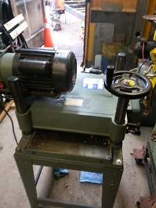 "Toolex 16"" planer. similar to the busy bee and Jet 12"""