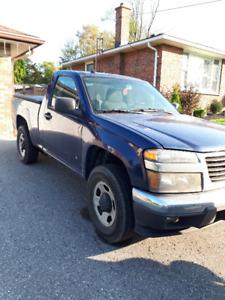 2009 GMC Canyon Pickup Truck
