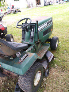 Turf Trac Lawn Tractor UFIX /SOLD to Rickey PPU