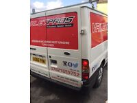 Mobile Valeting Van and all equipment for sale.