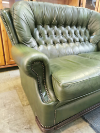 Chesterfield 3&2 sofas Delivery Available