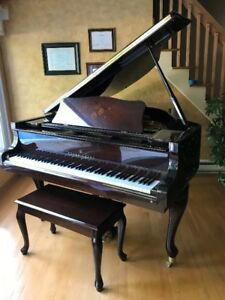 Baby Grand Piano Impeccable - played by McGill Conservatory Grad