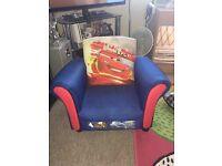 Disney children's upholstered chair