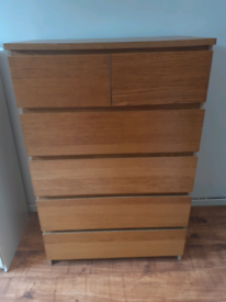 Free Local Delivery IKEA Malm Chest of Drawers