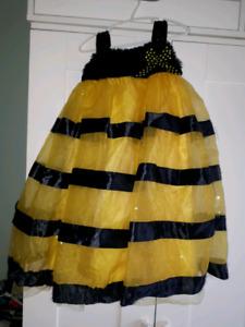 Costume abeilles 2t