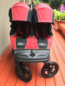 Summit XC Baby Jogger double stroller - great condition