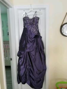 Prom Dress (Size 20)