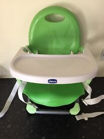 Portable high chair