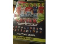 Match attax premier league 2016/17 cards