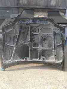 Aftermarket used hood for a 1992-95 Honda Civic Coupe (H1502) Belleville Belleville Area image 2