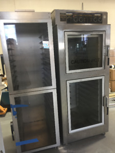 NU-VU Bakery Oven with Proofer Model UB-E4/8