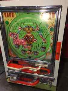 PACHINKO CHINESE PINBALL MACHINE MAN CAVE SLOT MIZUHO MACHINE Edmonton Edmonton Area image 1