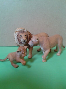 Schleich Toy Collection - Lion Family