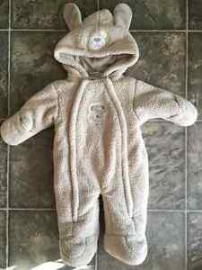 'love and cuddles' 3m extremely warm suit.