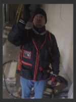Electrician for small jobs $50.-/h.* (403)614-2267