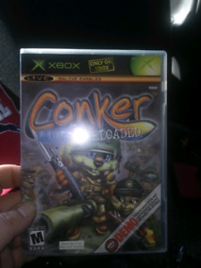 Conker live and reloaded demo
