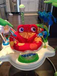 Rainforest Jumperoo - Good used condition Oakville / Halton Region Toronto (GTA) image 2