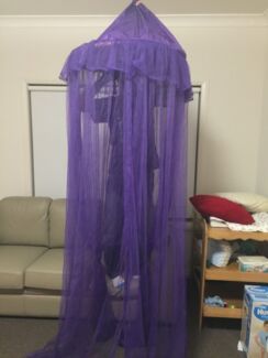 Mosquito net canopy for bed Klemzig Port Adelaide Area Preview