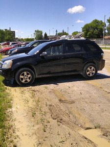 2005 Chevy Equinox E tested and certified