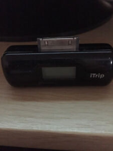Griffin iPod FM transmitter