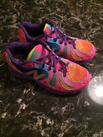 Girls size 3 running shoes