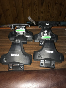 Thule 480R Rapid Traverse Roof Rack Feet