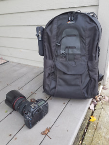 LowePro Large Camera Back Pack For Sale: $80.00 obo