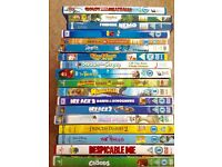Disney/kids DVDs