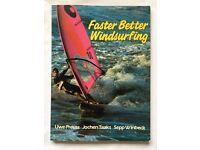 Faster Better Windsurfing