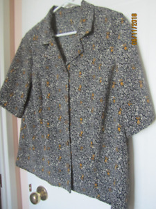 NEW,  LADY'S BLOUSES 16W